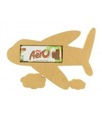 18mm Freestanding Aeroplane Aero Chocolate Bar Holder