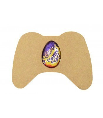 18mm Freestanding Easter CREME EGG Holder - Gaming Controller (Design 1)