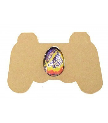18mm Freestanding Easter CREME EGG Holder - Gaming Controller (Design 2)