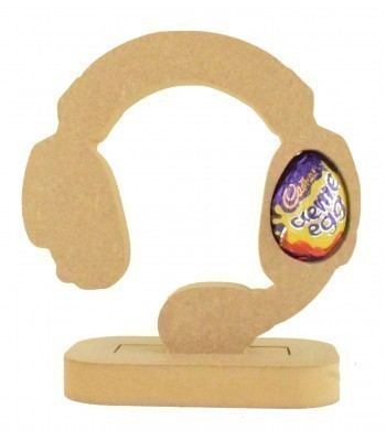 18mm Freestanding Easter CREME EGG Holder - Gaming Headset on a Stand