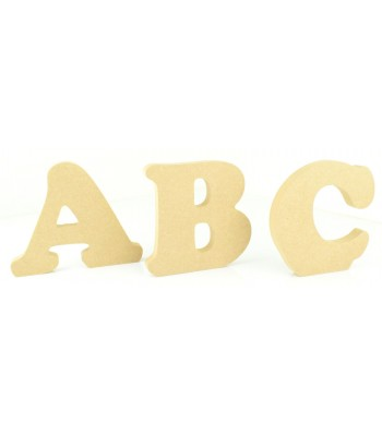 18mm Freestanding wooden Letters - COOPER