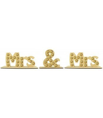 6mm Mrs & Mrs Ferrero Rocher Confectionery Holder Set