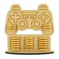 6mm Playstation Controller Chocolate Coin Holder Advent Calendar