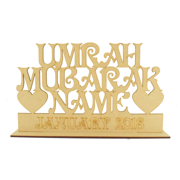 Umrah Banner: The Leading Supplier Of Personalised Gifts