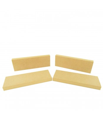 BARGAIN PACK - 18mm Freestanding Rectangle Blocks -  Set of 20