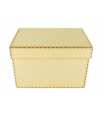 Laser Cut Memory Box - Christmas Eve Box - Box Size 3 - BULK BUY