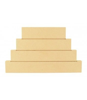 18mm Stacking Plaque Blocks - Options Available