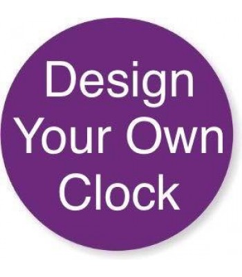 Laser cut 'Design Your Own' Clock with Clock Mechanism