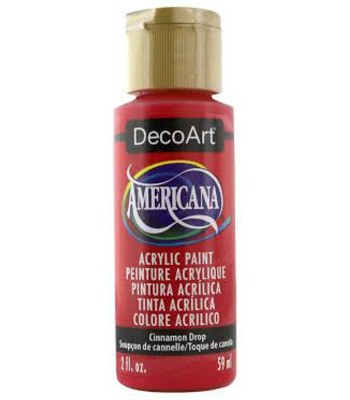 Americana Acrylic Paint - Cinnamon Drop 2oz