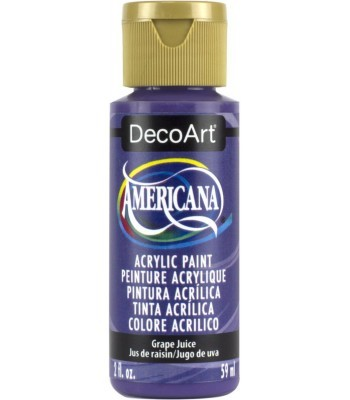 Americana Acrylic Paint - Grape Juice 2oz