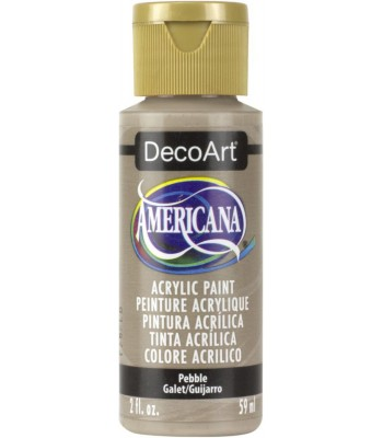 Americana Acrylic Paint - Pebble 2oz