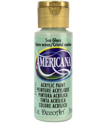 Americana Acrylic Paint - Sea Glass 2oz