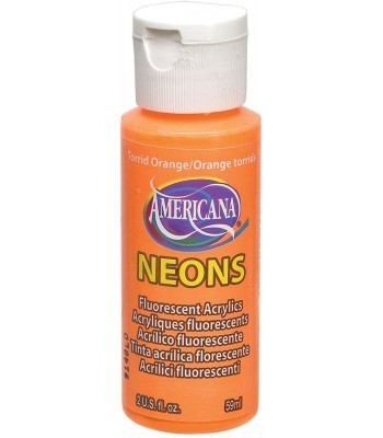 Americana Neon - Torrid Orange 2oz