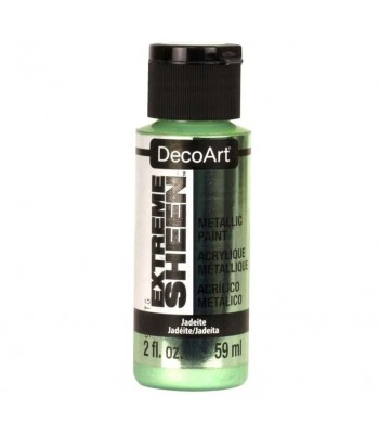 DecoArt Jadeite Extreme Sheen Metallic Craft Paints. 2oz