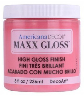 Americana Décor Maxx Gloss - Juicy Melon 8oz