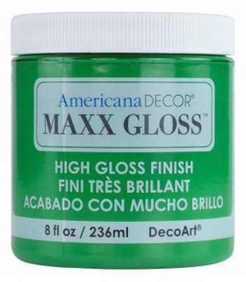 Americana Décor Maxx Gloss - Jungle Leaf 8oz