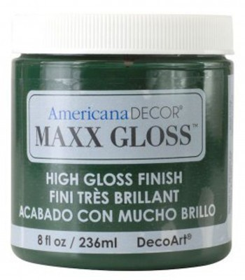 Americana Décor Maxx Gloss - Poblano Pepper 8oz