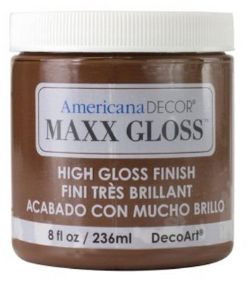 Americana Décor Maxx Gloss - Light Molasses 8oz