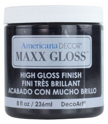 Americana Décor Maxx Gloss - Patent Leather 8oz