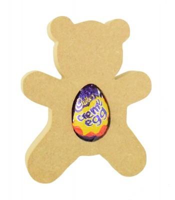 18mm Freestanding Easter CREME EGG Holder - Teddy