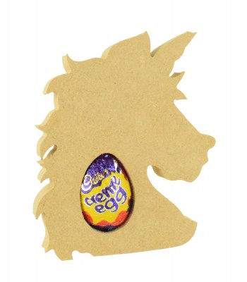 18mm Freestanding Unicorn CREME EGG Holder