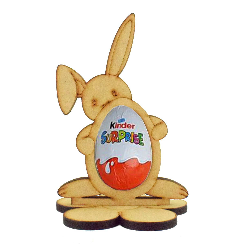 Kinder Egg Holder Blank Shape Easter Chick Bulk Buy Easter Egg Holder Gift