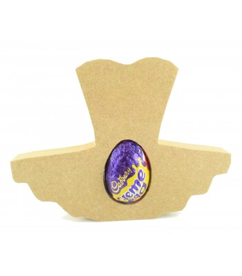 18mm Freestanding Ballet Tutu CREME EGG Holder