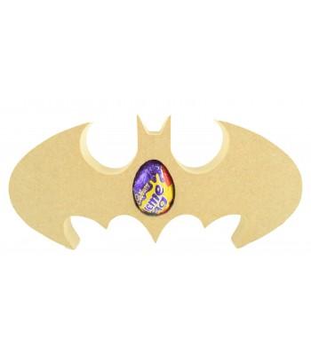 18mm Freestanding Batman Logo CREME EGG Holder
