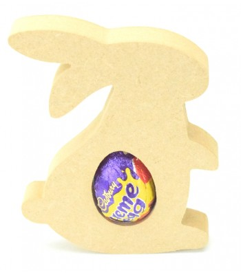 18mm Freestanding Easter Rabbit CREME EGG Holder (Design 1)