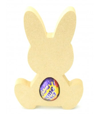 18mm Freestanding Easter Rabbit CREME EGG Holder (Design 4)
