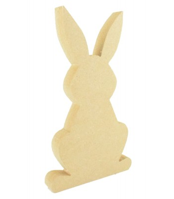18mm Freestanding Easter Rabbit Shape