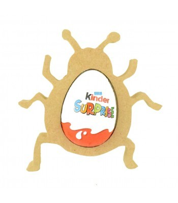 18mm Freestanding Easter KINDER EGG Holder - Bug