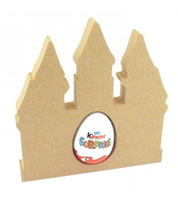 18mm Freestanding Princess Castle KINDER EGG Holder