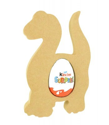 18mm Freestanding Easter KINDER EGG Holder - Dinosaur