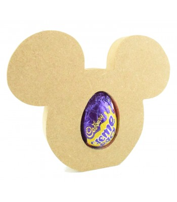 18mm Freestanding Mouse Head CREME EGG Holder