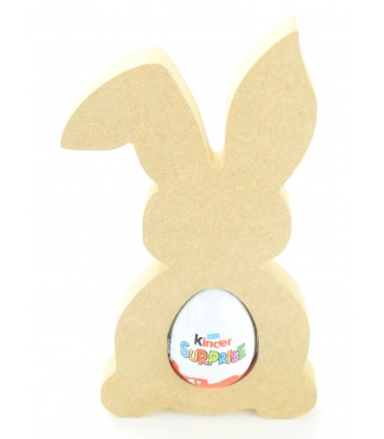 18mm Freestanding Easter Rabbit KINDER EGG Holder (Design 3)