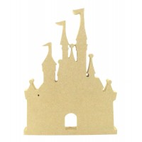 18mm Freestanding Large Princess Castle Shape