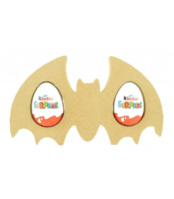 18mm Freestanding Halloween Kinder Egg Holder - Bat