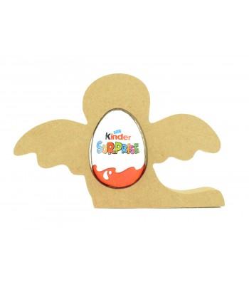 18mm Freestanding Halloween Kinder Egg Holder - Ghost