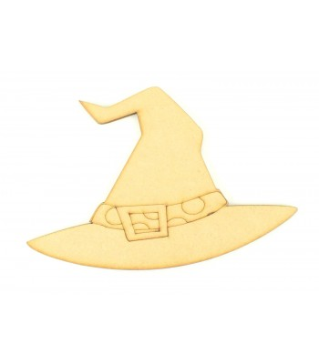 Laser Cut Witches Hat