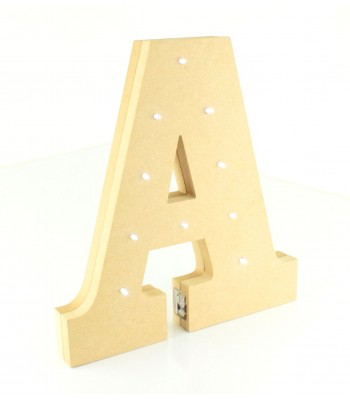 18mm Freestanding MDF Premier Letter Lights