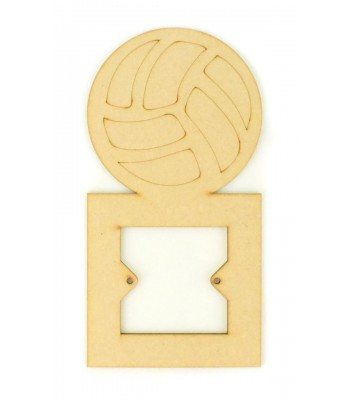 Laser Cut Football/Soccer Ball Light Switch Surround