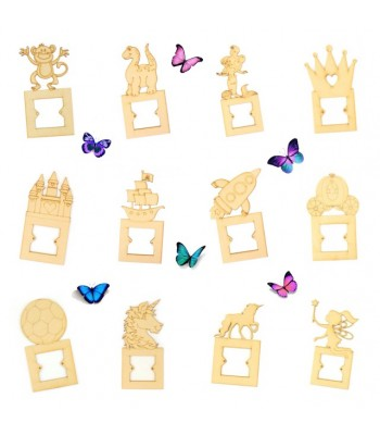 Light Switch Surround Sample Pack for Crafters - Pack of 12