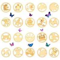 Mini Dream Catchers Sample Pack for Crafters - AS PHOTO