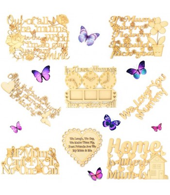 Mothers Day Sample Pack for Crafters - AS PHOTO - STANDARD PRODUCTS
