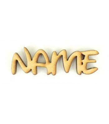 Personalised Disney Font Wedding Place Settings - Names