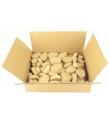 SPECIAL OFFER - Bargain Box of Small 18mm Easter Egg Shapes