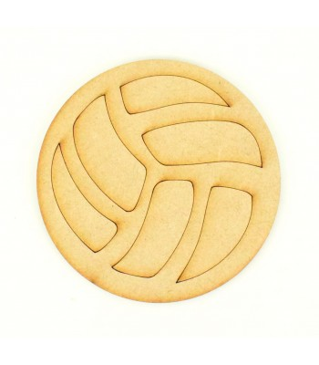Laser Cut Etched Soccer Ball/Football Shape