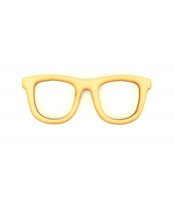 Laser Cut Glasses Shape