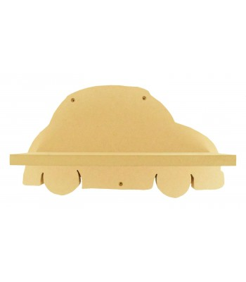 Routered 18mm MDF Quality Flat packed Car Shelf
